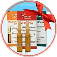 Mua 1 Tặng 2 ống serum dưỡng ẩm chống lão hóa cho mọi loại da MartiDerm trị giá 200.000đ