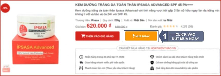 Hướng dẫn mua hàng trên hoathienthao.com 2
