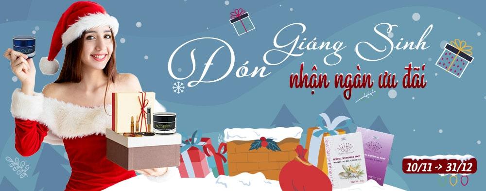 Đón Giáng Sinh 2019 - Nhận ngàn ưu đãi