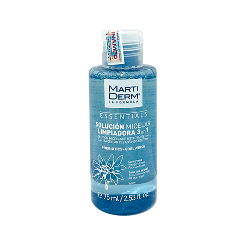 MartiDerm Micellar 3 in 1 Cleansing Solution