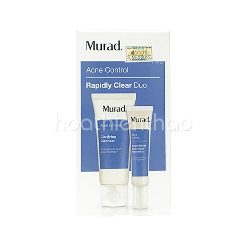 Murad Acne Control Rapidly Clear Duo
