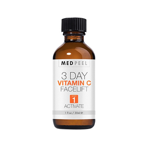 Bộ 3 serum Medpeel Vitamin C 3-Day Facelift