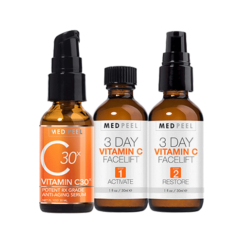 Medpeel Vitamin C 3-Day Facelift