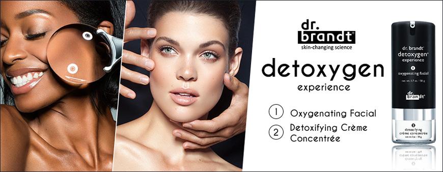 Bộ chăm sóc giải độc cho da Dr. Brandt Detoxygen Experience 1