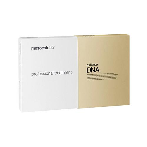 Bộ điều trị lão hóa da chuyên nghiệp Mesoestetic Radiance DNA Professional Treatment