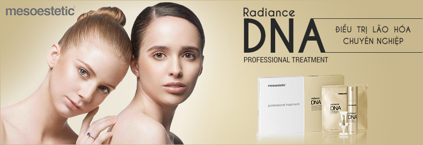Mesoestetic Radiance DNA Professional Treatment