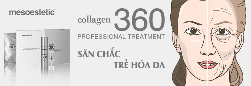 Mesoestetic Collagen 360 Professional Treatment
