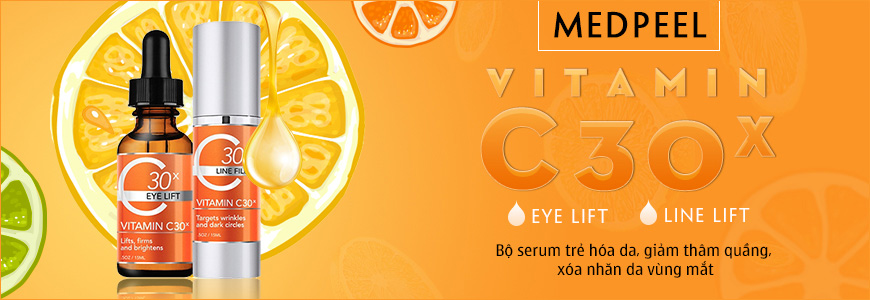 Bộ serum Medpeel Vitamin C 30x