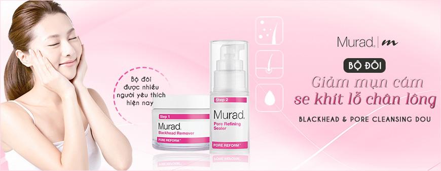 Bộ đôi Murad Blackhead and Pore Cleansing
