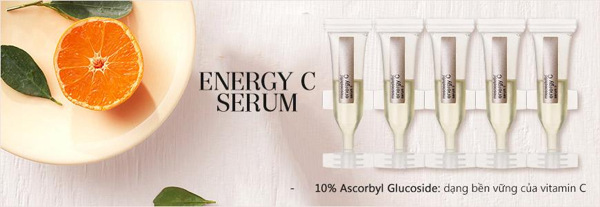 Serum Energy C Serum (5 ống)