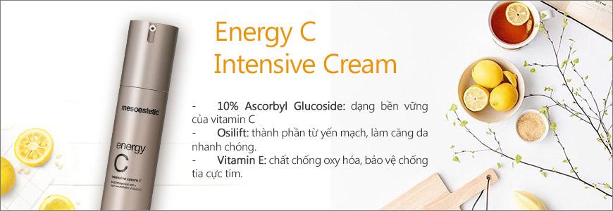Kem Energy C Intensive Cream