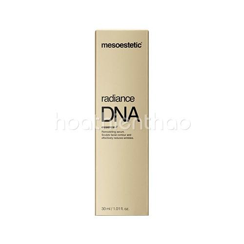 Serum tái tạo, chống lão hóa da Mesoestetic Radiance DNA Essence