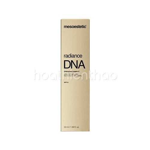 Kem dưỡng da chống lão hóa Mesostetic Radiance DNA Intensive
