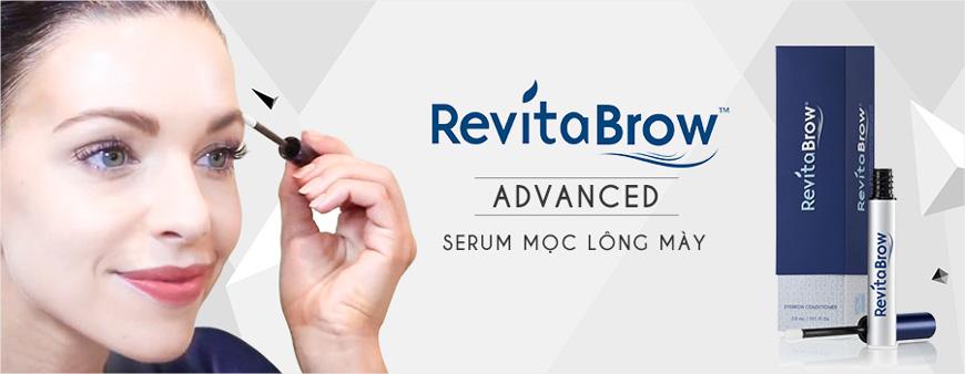 Serum mọc lông mày Revitabrow Advanced 1