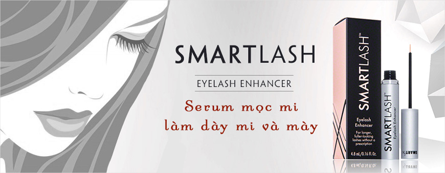 Serum mọc mi Smartlash Eyelash Enhancer