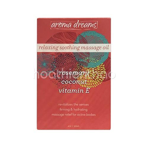 Dầu dưỡng massage body Aroma