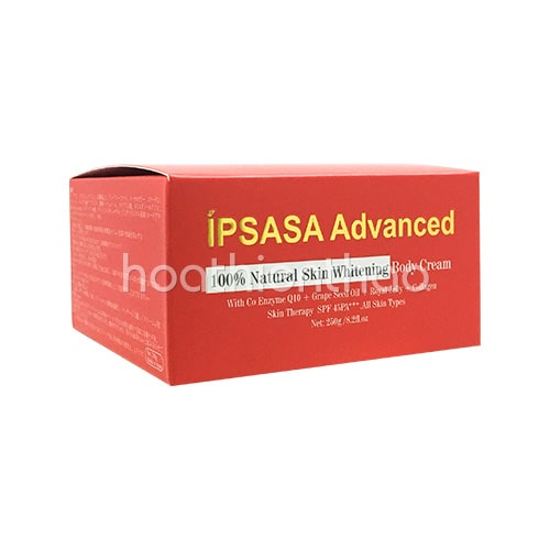 íPsasa Advanced SPF 45+++