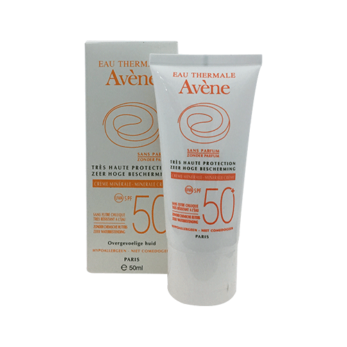 Avene Very High Protection Cream SPF 50+