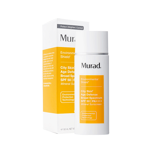 Murad City Skin Age Defense Broad Spectrum SPF 50 PA++++