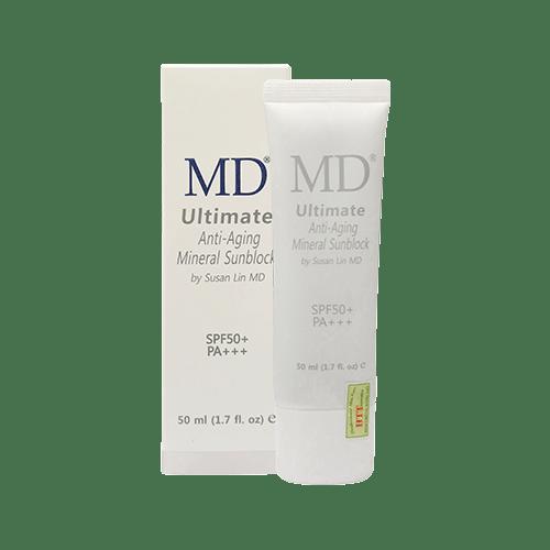 Kem chống nắng chống nước MD Ultimate Anti-Aging Mineral Block