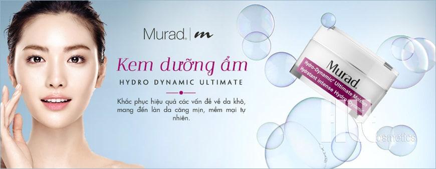 Kem dưỡng ẩm Murad Hydro Dynamic Ultimate Moisture
