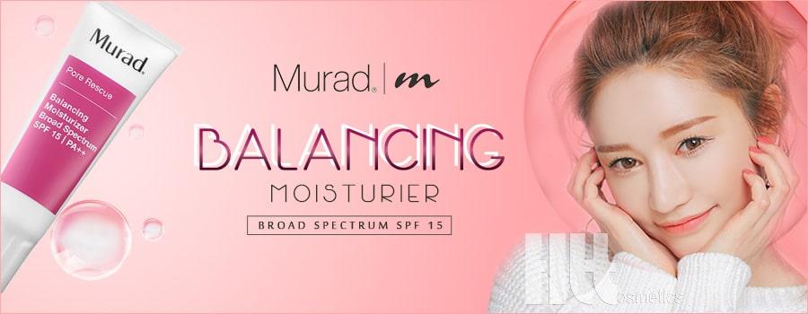 Kem dưỡng cân bằng độ ẩm Murad Balancing Moisturizer SPF 15 PA++