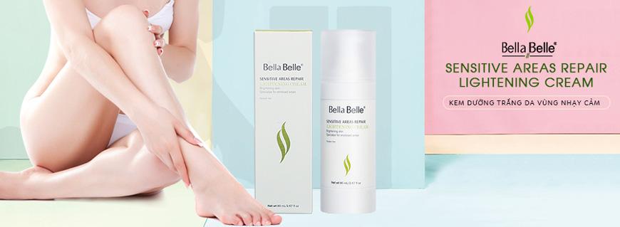 Bella Belle Sensitive Areas Repair Lightening Cream