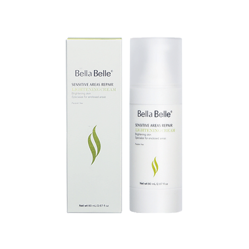 Kem dưỡng da vùng nhạy cảm Bella Belle Sensitive Areas Repair Lightening Cream
