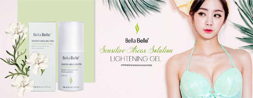 Kem Bella Belle Sensitive Areas Solution Gel