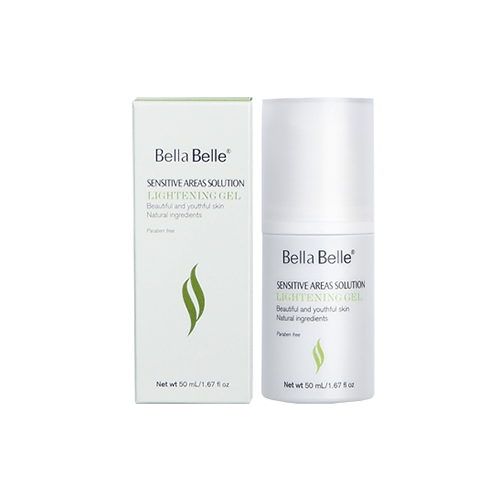 Bella Belle Sensitive Areas Solution Lightening