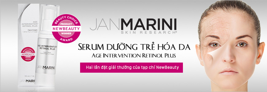 Kem chống lão hóa trẻ hóa da Jan Marini Age Intervention Retinol Plus 1