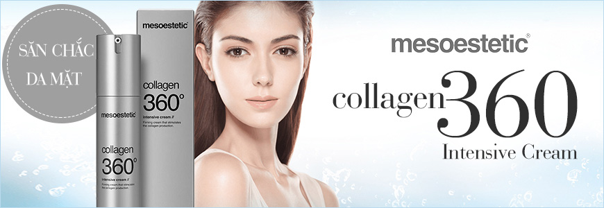 Kem Mesoestetic Collagen 360 Intensive