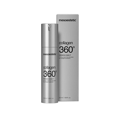 Kem collagen săn chắc da mặt Mesoestetic Collagen 360 Intensive