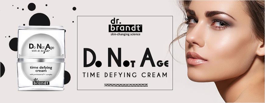 Kem chống lão hóa da Dr. Brandt Do Not Age Time Defying