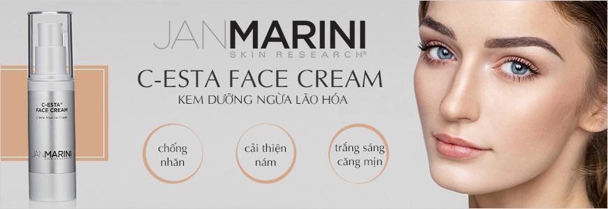 Kem dưỡng da chống lão hóa nâng cơ Jan Marini C-Esta Face