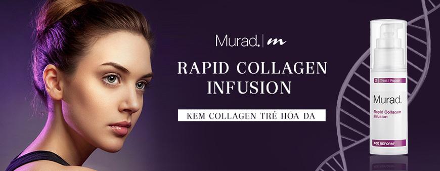 Kem trẻ hóa da Collagen Murad Rapid Collagen Infusion 1