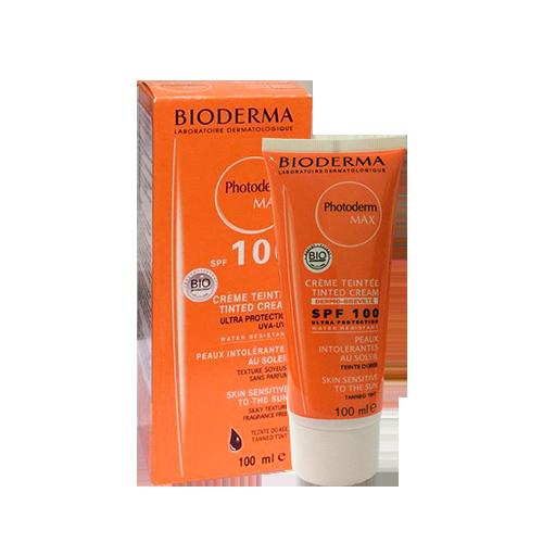 Kem chống nắng không trôi Bioderma SPF 100
