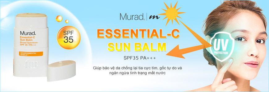 Kem chống nắng dạng thỏi Murad Essential-C Sun Balm SPF 35 PA+++
