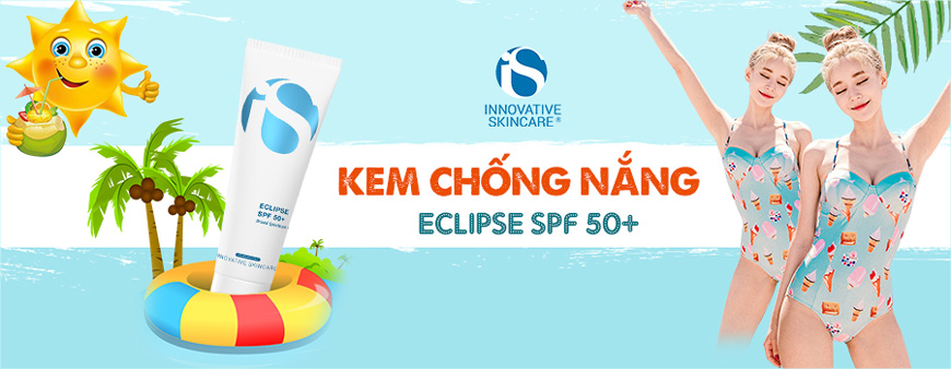 Kem chống nắng Is Clinical Eclipse SPF 50+ 1