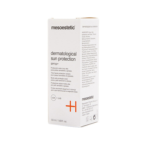 Mesoestetic Dermatological Sun Protection SPF50+