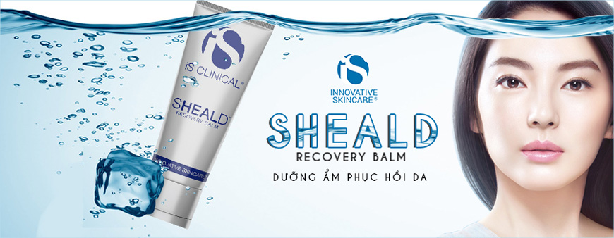 Kem dưỡng ẩm iS Clinical Sheald Recovery Balm