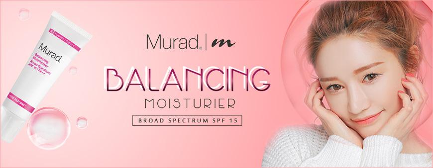 Kem dưỡng cân bằng độ ẩm Murad Balancing Moisturizer SPF 15 PA++ 1