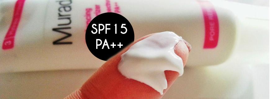 Kem dưỡng cân bằng độ ẩm Murad Balancing Moisturizer SPF 15 PA++ 2