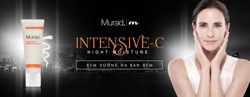 Kem Murad Essential-C Night Moisture