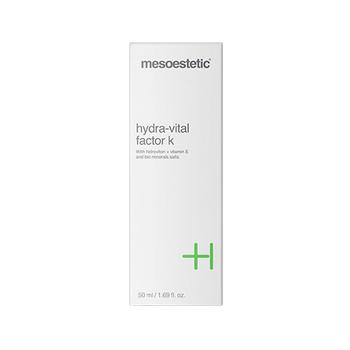 Kem dưỡng da giữ ẩm Mesoestetic Hydra-Vital Factor K