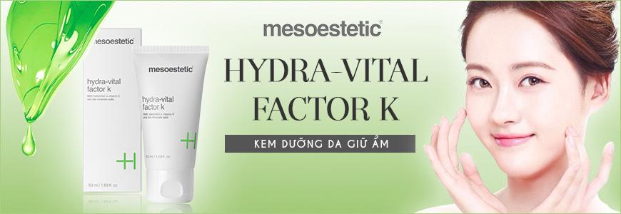 Mesoestetic Hydra-Vital Factor K