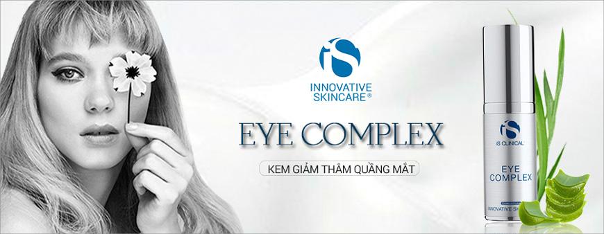 Kem chống lão hóa trị quầng thâm mắt Is Clinical Eye Complex