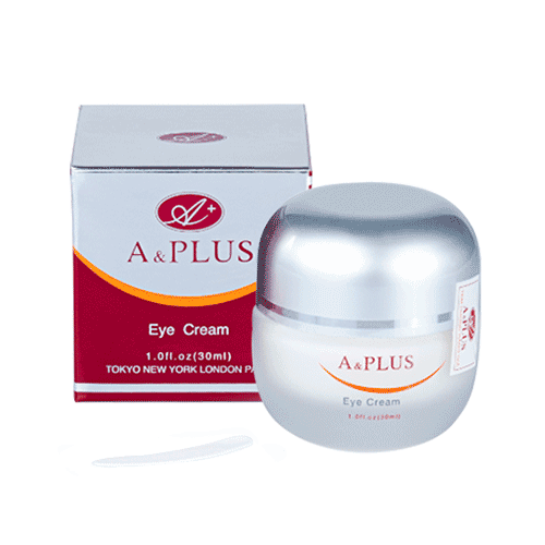Kem chống nhăn vùng mắt, trị thâm A&Plus Eye Cream A007