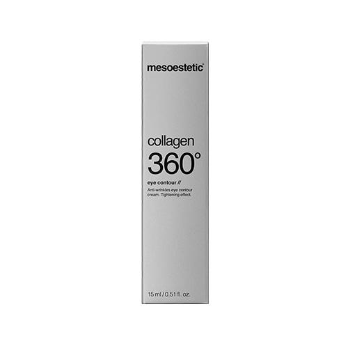 Kem collagen giảm rãnh nhăn, săn chắc da vùng mắt Mesoestetic Collagen 360