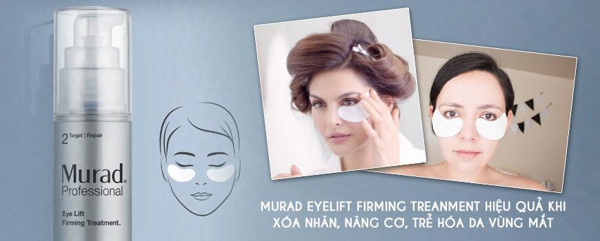 Kem dưỡng vùng mắt chuyên sâu Murad Eyelift Firming Treatment 2